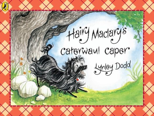 Cover of Hairy Maclary's Caterwaul Caper