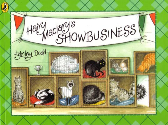 Cover of Hairy Maclary's Showbusiness