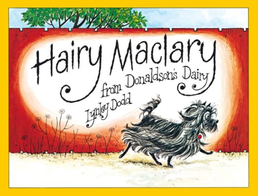 Cover of Hairy Maclary from Donaldson's Dairy