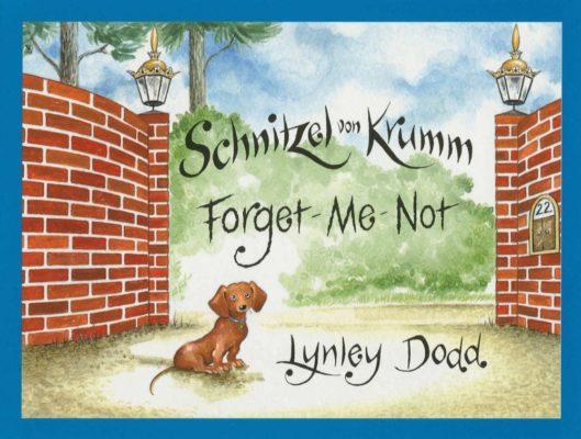 Cover of Schnitzel von Krumm Forget-Me-Not