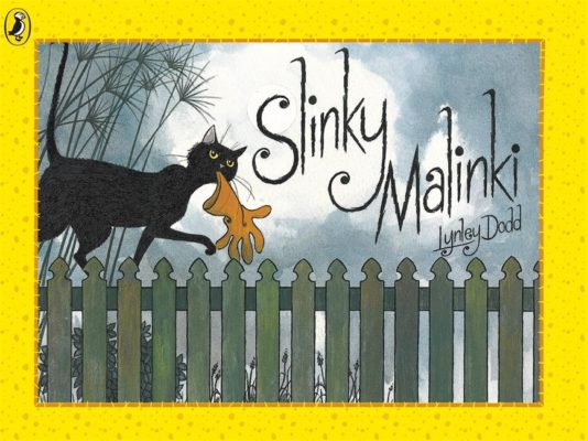 Cover of Slinky Malinki