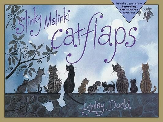 Cover of Slinky Malinki Catflaps