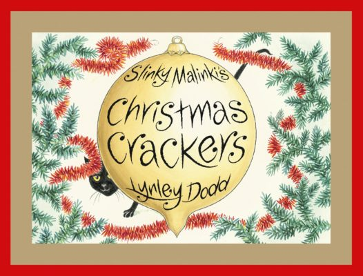 Cover of Slinky Malinki's Christmas Crackers