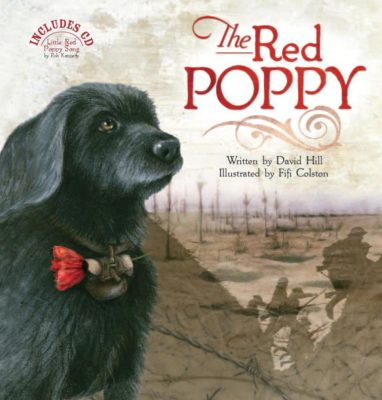 Cover of The Red Poppy
