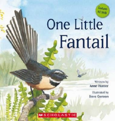 Cover of One Little Fantail