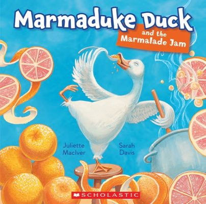 Cover of Marmaduke Duck and the Marmalade Jam