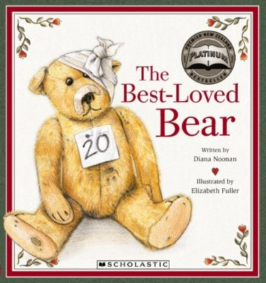 Cover of The Best Loved Bear