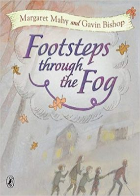 Cover of Footsteps through the Fog