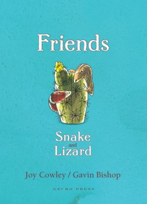 Cover of Friends: Snake and Lizard