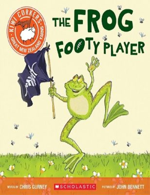 Cover of The Frog Footy Player