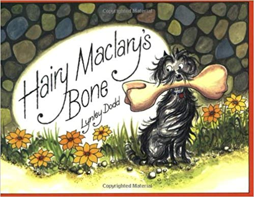 Cover of Hairy Maclary's Bone