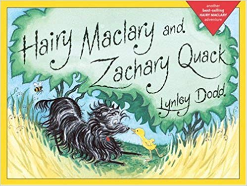 Cover of Hairy Maclary and Zachary Quack