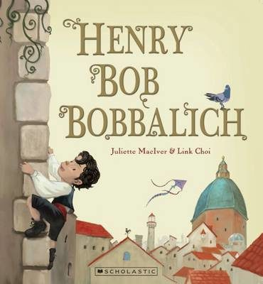Cover of Henry Bob Bobbalich