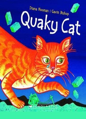 Cover of Quaky Cat