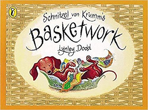 Cover of Schnitzel von Krumm's Basketwork