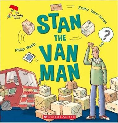 Cover of Stan the Van Man