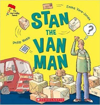 Cover of Stan the Van Man