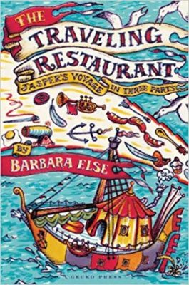 Cover of The Travelling Restaurant
