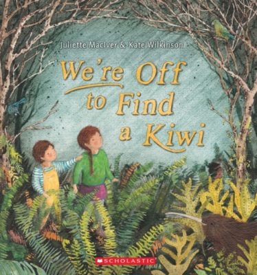 Cover of We're Off to Find a Kiwi