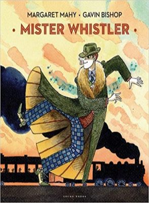 Cover of Mister Whistler