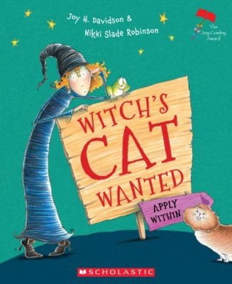 Cover of Witch's Cat Wanted… Apply Within