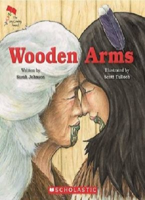 Cover of Wooden Arms