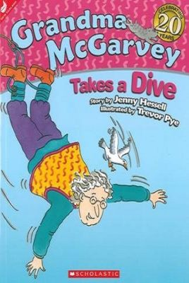 Cover of Grandma McGarvey Takes a Dive