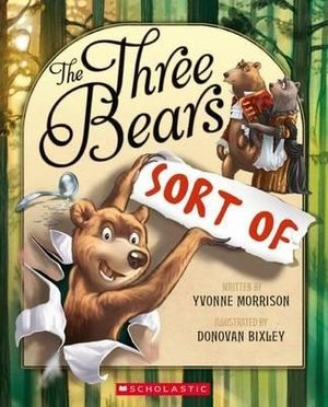 Cover of The Three Bears (Sort of)