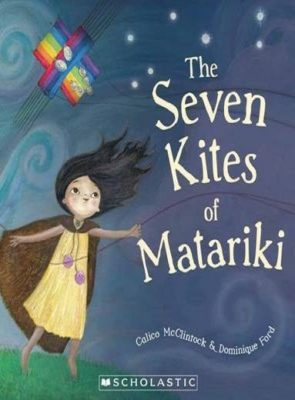 Cover of The Seven Kites of Matariki