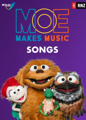 Cover of Songs from Moe Makes Music