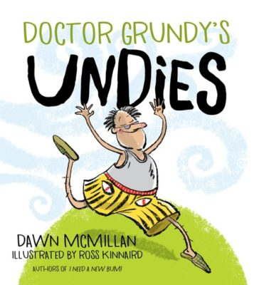 Cover of Doctor Grundy's Undies