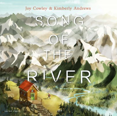 Cover of The Song of the River