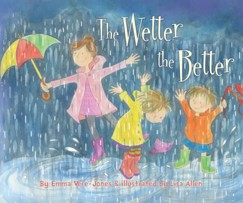 Cover of The Wetter the Better
