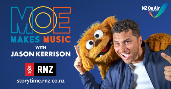 Cover of Ep 1 – Moe Makes Music with Jason Kerrison