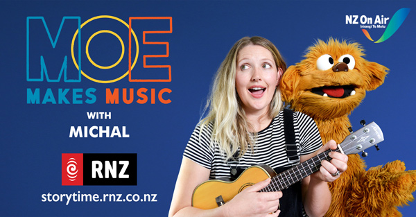 Cover of Ep 2 – Moe Makes Music with Michal