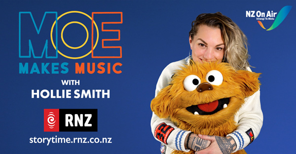 Cover of Ep 10 – Moe Makes Music with Hollie Smith