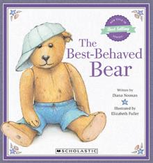 Cover of Best Behaved Bear