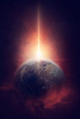 Cover of Heavens Above  Part 3 – Big Talk