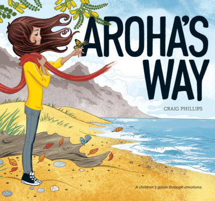 Cover of Aroha's Way