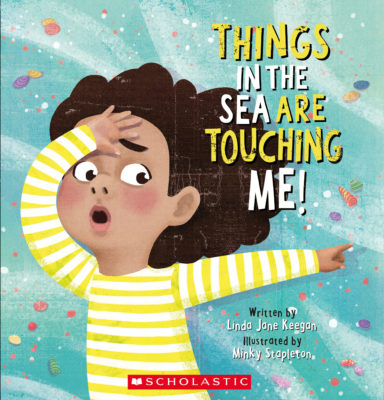 Cover of Things in the Sea are Touching Me!