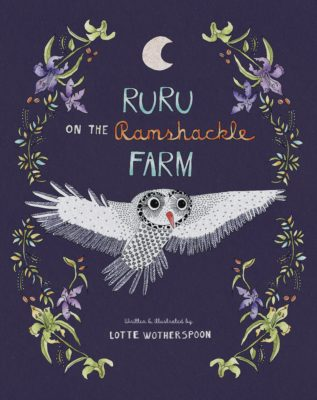 Cover of Ruru on the Ramshackle Farm