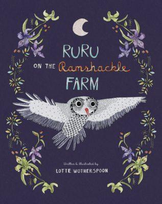 Cover of Ruru on the Ramshackle Farm