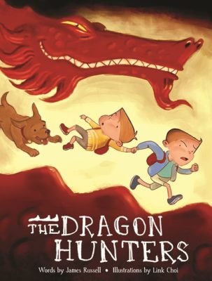 Cover of The Dragon Hunters